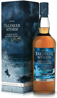 Talisker Scotch Single Malt Storm 750ml